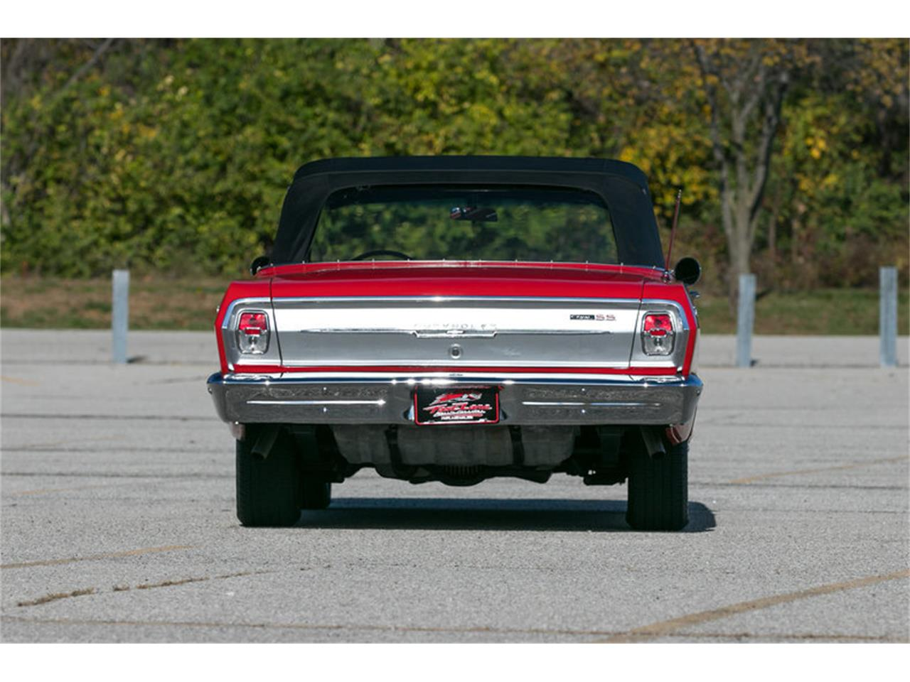 Large Picture of 1963 Chevy II Nova located in Missouri - $32,995.00 - MAT6