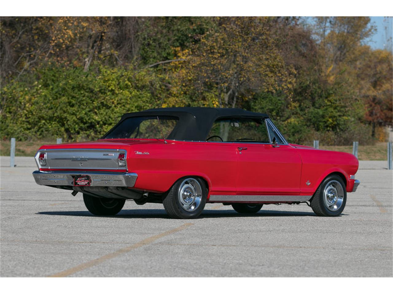 Large Picture of '63 Chevy II Nova Offered by Fast Lane Classic Cars Inc. - MAT6