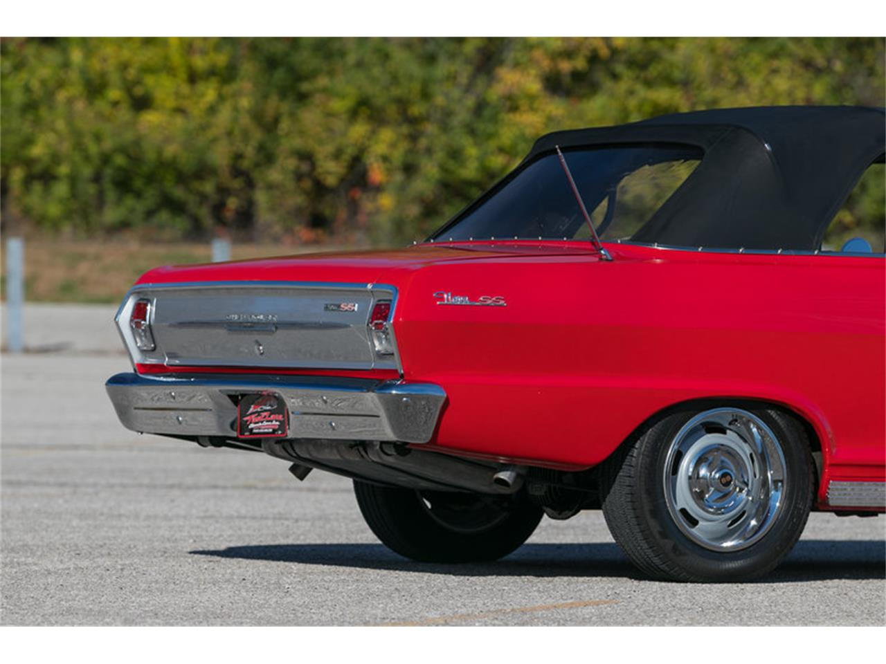 Large Picture of 1963 Chevrolet Chevy II Nova - $32,995.00 - MAT6