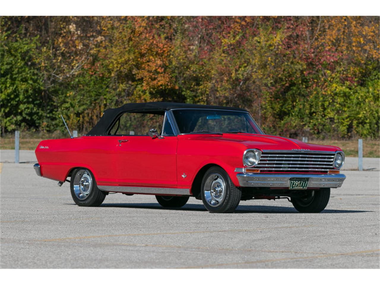 Large Picture of Classic 1963 Chevy II Nova located in Missouri - $32,995.00 Offered by Fast Lane Classic Cars Inc. - MAT6