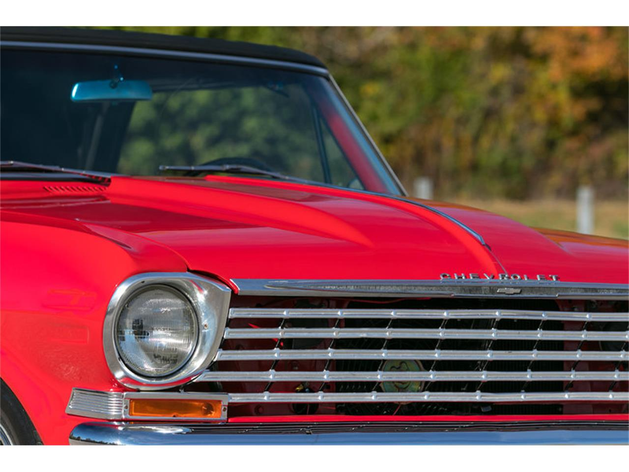 Large Picture of Classic '63 Chevrolet Chevy II Nova Offered by Fast Lane Classic Cars Inc. - MAT6