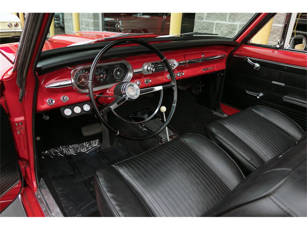 Large Picture of Classic '63 Chevy II Nova located in Missouri - $32,995.00 Offered by Fast Lane Classic Cars Inc. - MAT6