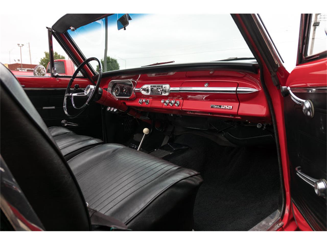 Large Picture of '63 Chevrolet Chevy II Nova located in Missouri - MAT6