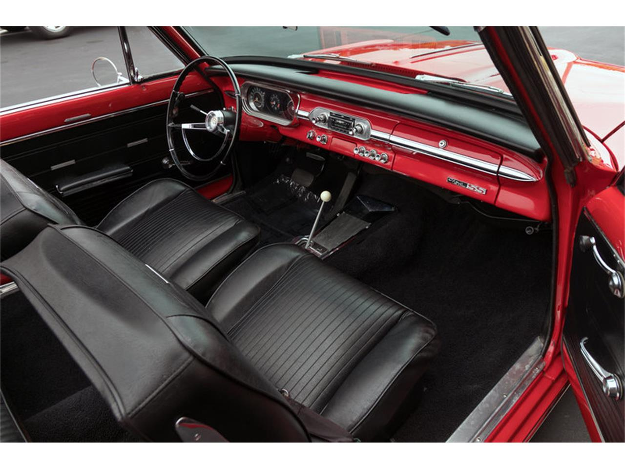 Large Picture of Classic 1963 Chevy II Nova located in Missouri - $32,995.00 - MAT6