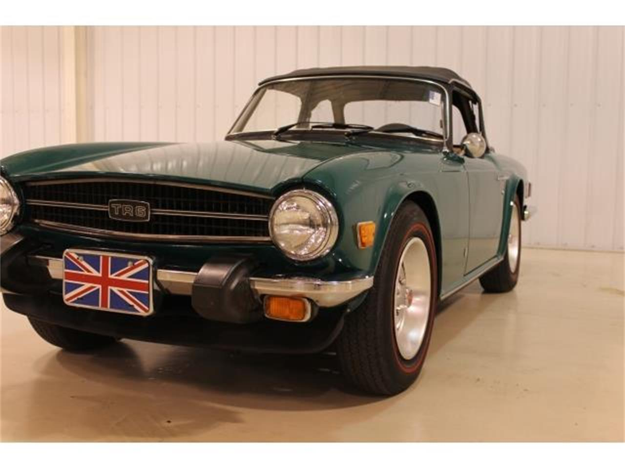 Large Picture of '76 TR6 - MDW0