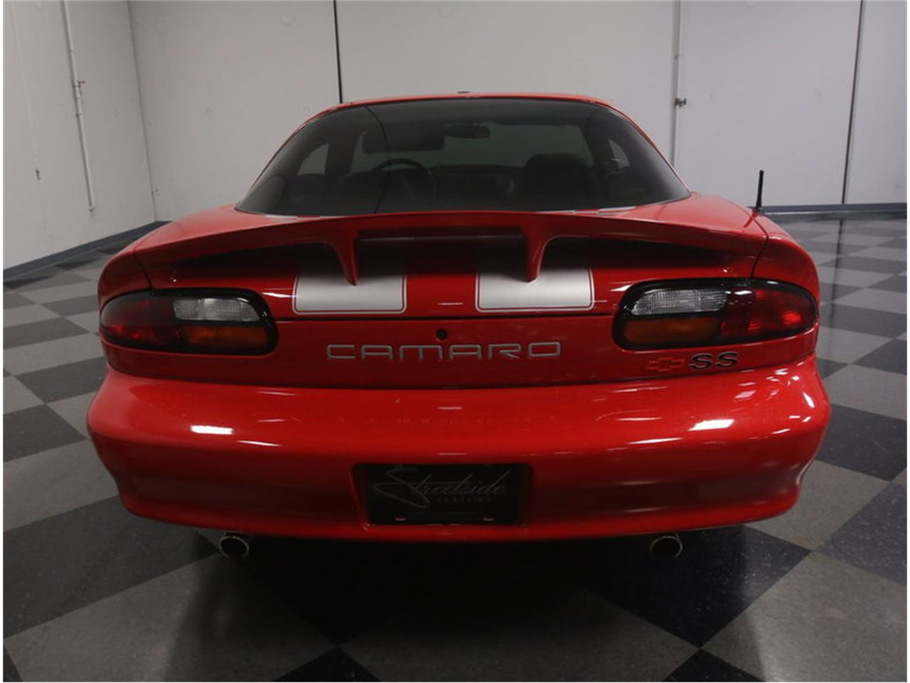 Large Picture of '02 Camaro SS 35TH Anniversary SLP Edition - MDW4