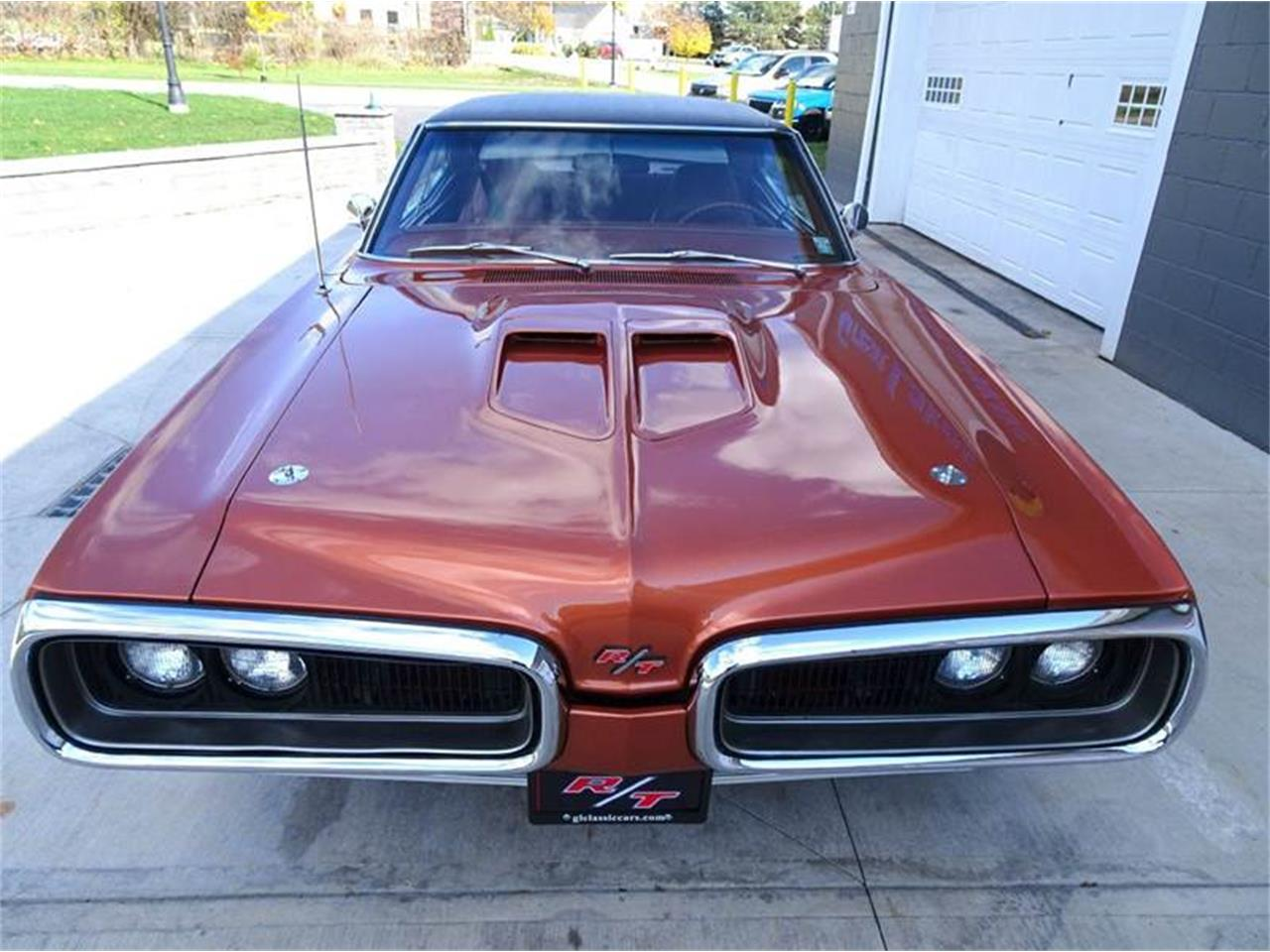 Large Picture of '70 Dodge Coronet Offered by Great Lakes Classic Cars - MAT8