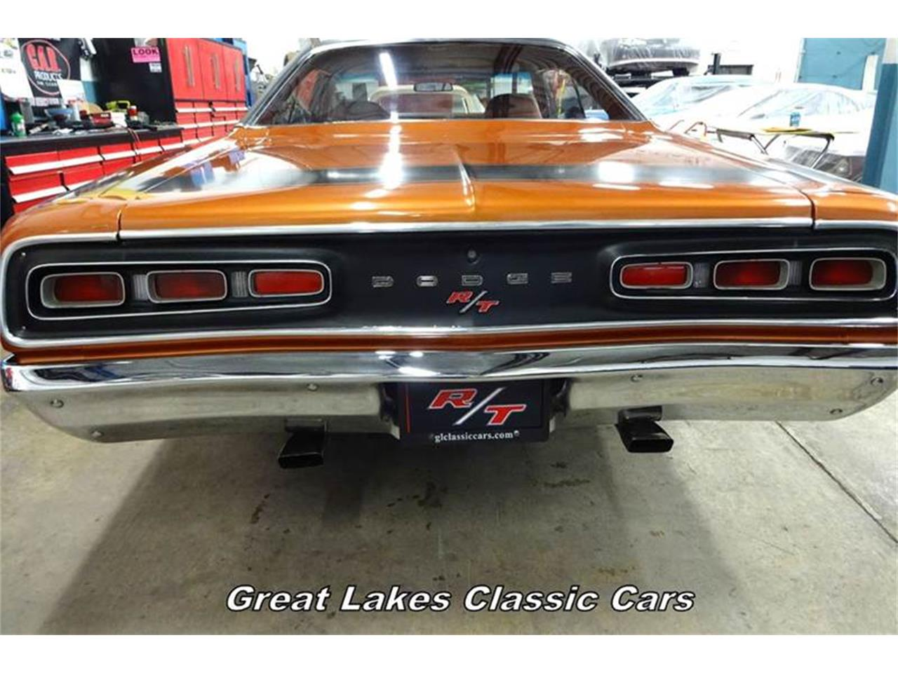 Large Picture of 1970 Dodge Coronet Offered by Great Lakes Classic Cars - MAT8