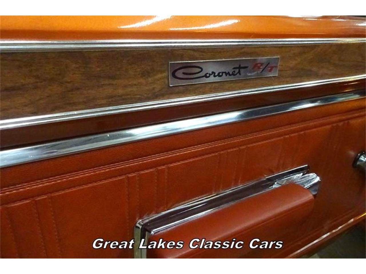 Large Picture of '70 Dodge Coronet located in New York - $38,995.00 Offered by Great Lakes Classic Cars - MAT8