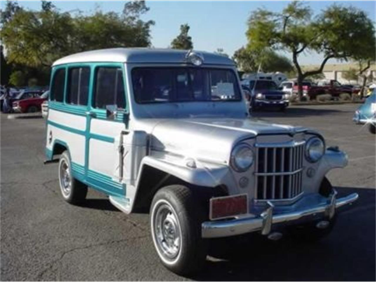 Large Picture of '55 Overland Station Wagon - MDWE