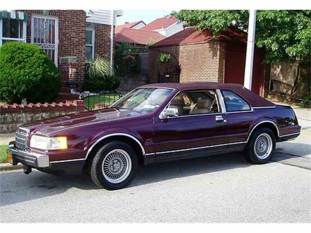 Picture of '89 Mark VII - MDWK