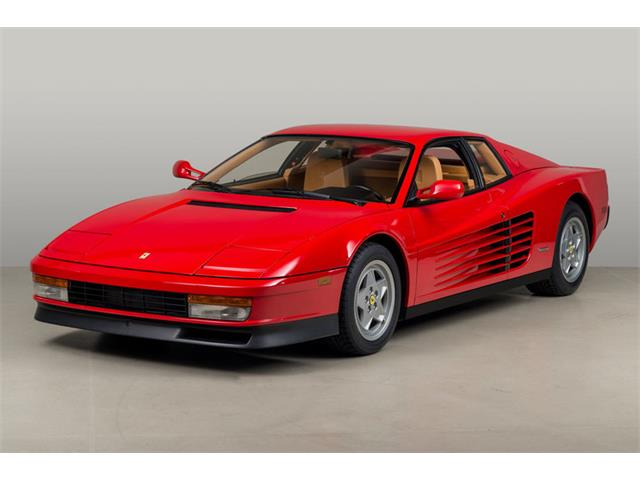 Picture of 1990 Testarossa located in Scotts Valley California Offered by  - MDXD