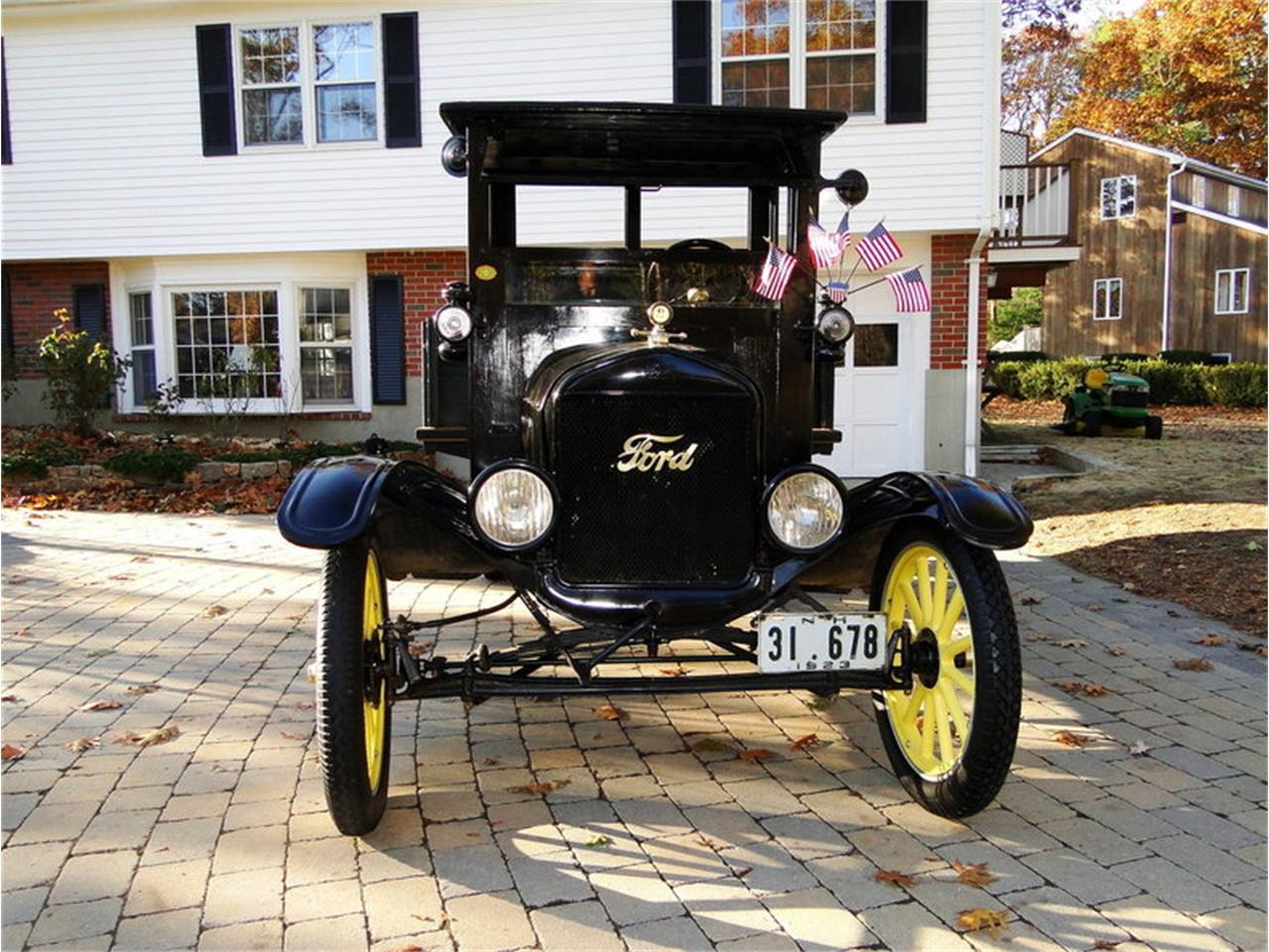 Large Picture of 1923 Ford 1-Ton Pickup located in Beverly Massachusetts - $17,500.00 - MDY5
