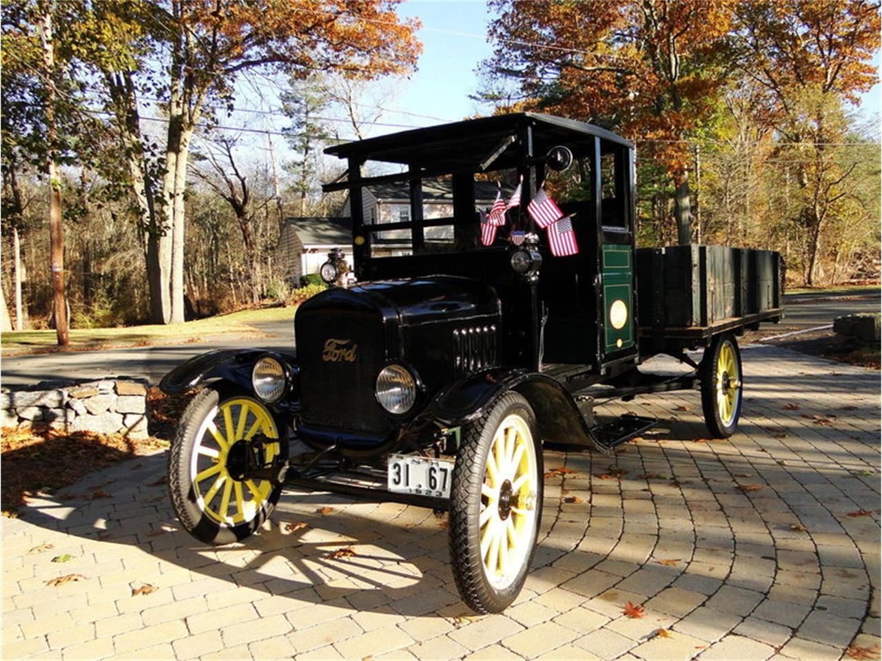 Large Picture of Classic 1923 Ford 1-Ton Pickup located in Massachusetts - $17,500.00 - MDY5