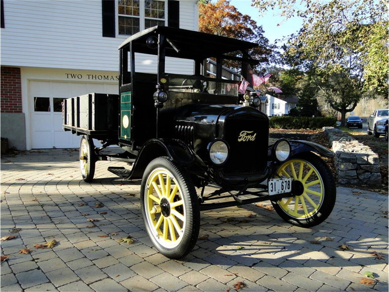 Large Picture of Classic '23 Ford 1-Ton Pickup located in Beverly Massachusetts Offered by Legendary Motors LLC - MDY5