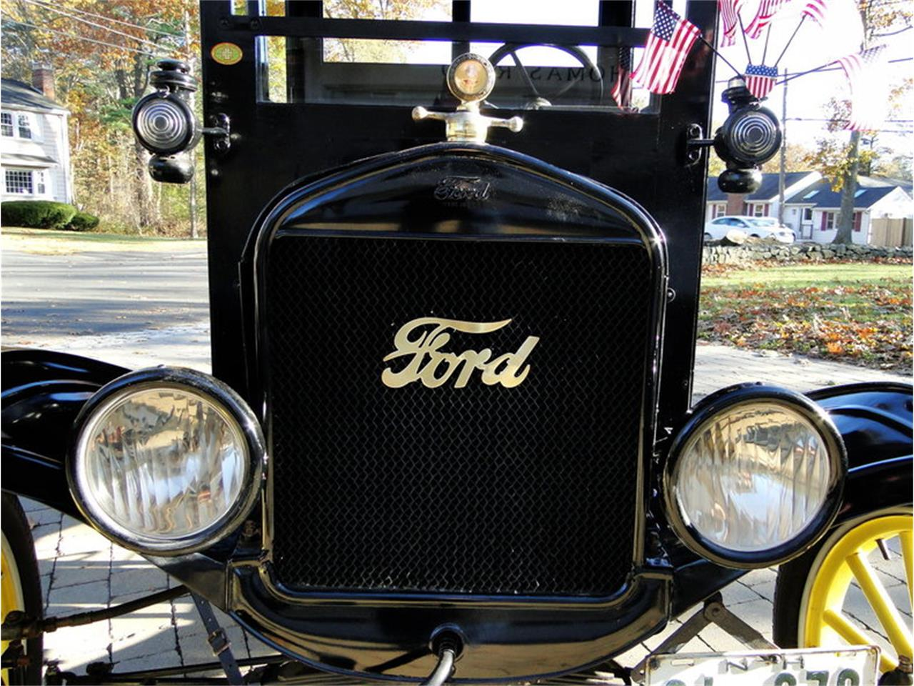 Large Picture of Classic '23 Ford 1-Ton Pickup located in Massachusetts - $17,500.00 Offered by Legendary Motors LLC - MDY5