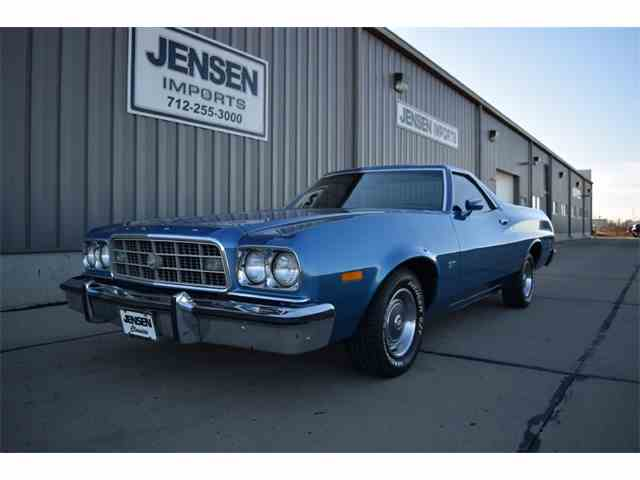 Picture of '73 Ford Ranchero Offered by  - MDYE