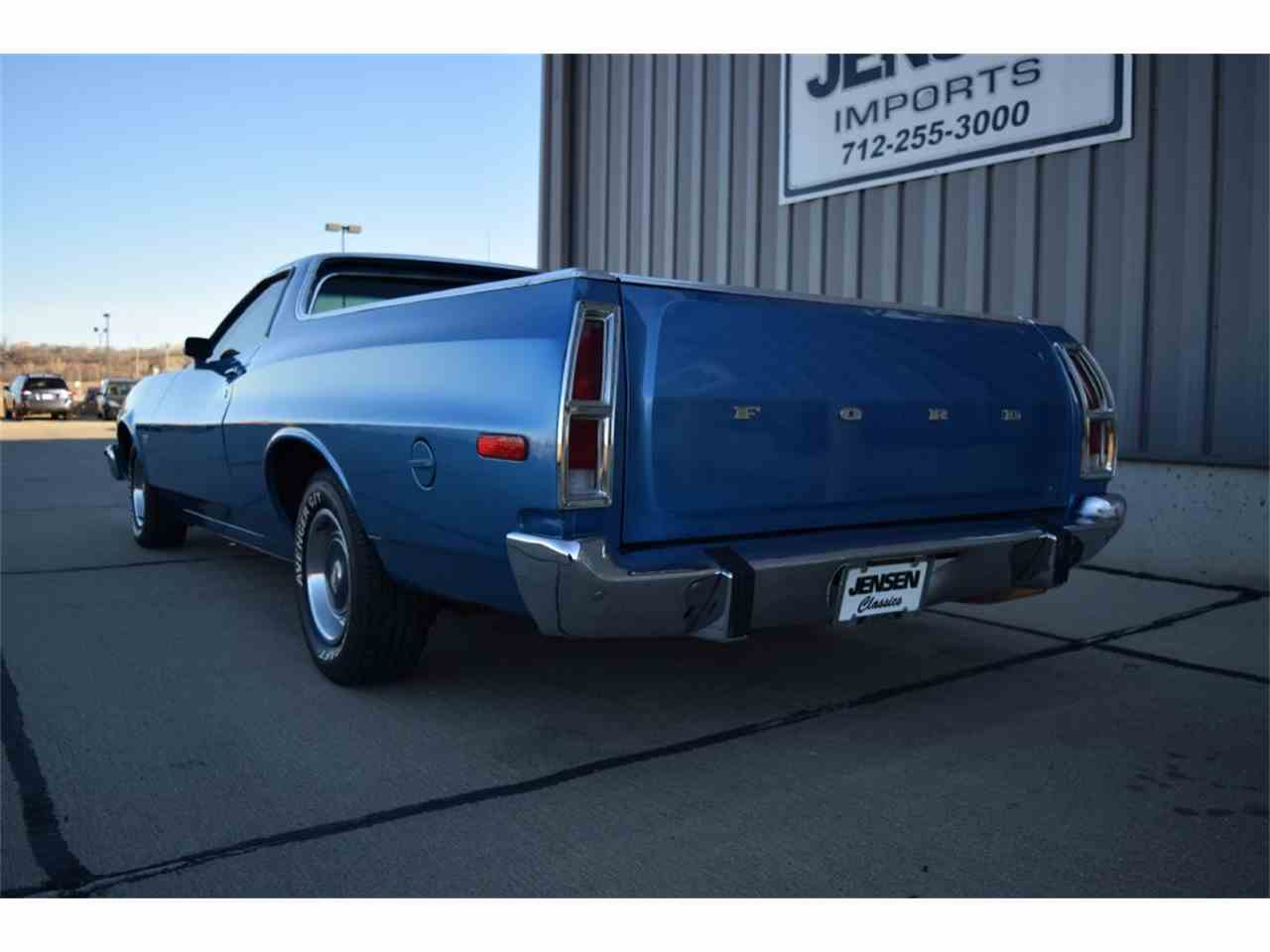 Large Picture of 1973 Ford Ranchero located in Iowa - $17,650.00 - MDYE