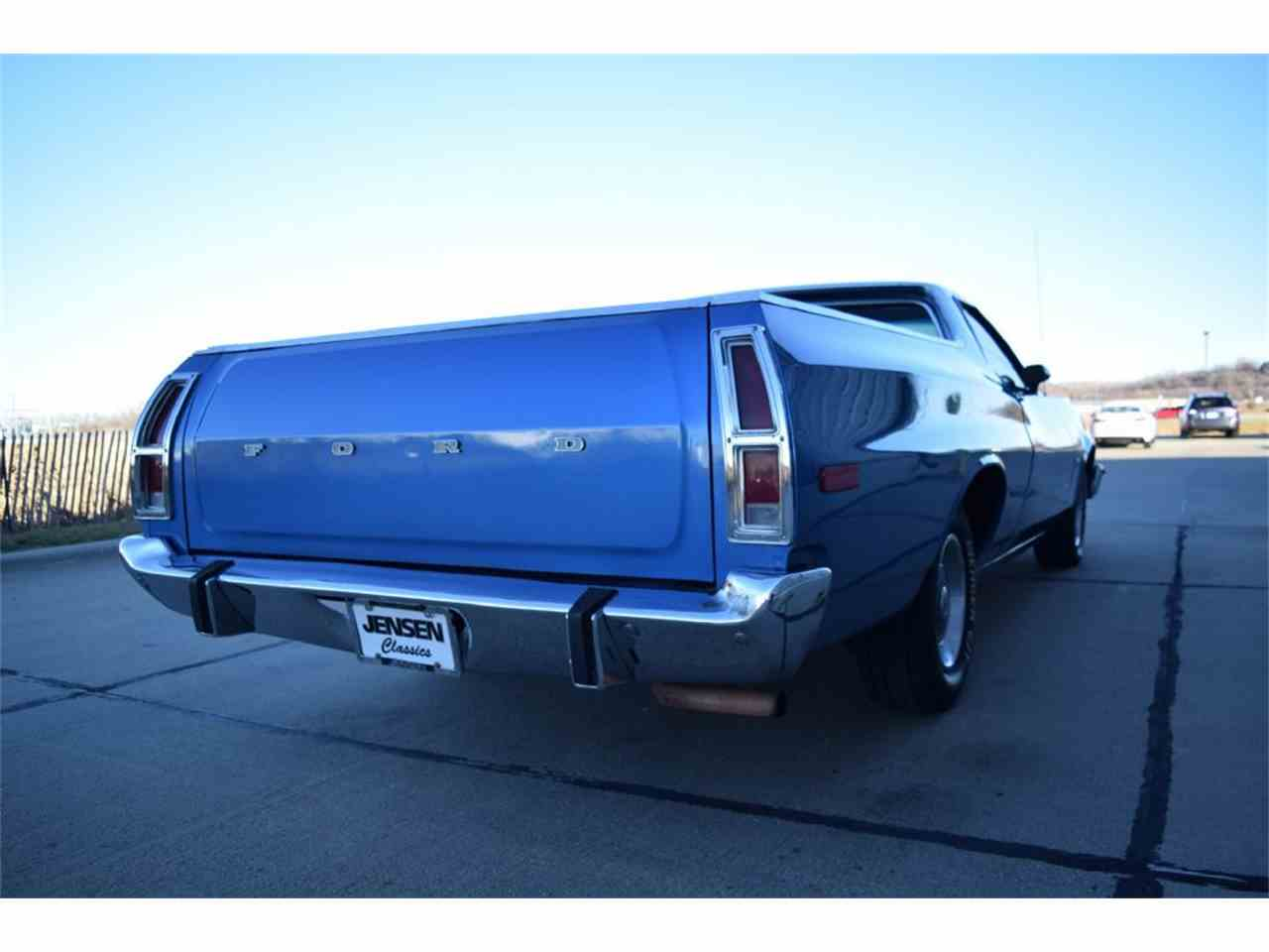Large Picture of Classic 1973 Ranchero located in Iowa Offered by Jensen Dealerships - MDYE