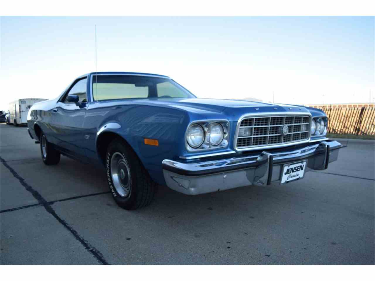 Large Picture of Classic '73 Ford Ranchero - $17,650.00 - MDYE