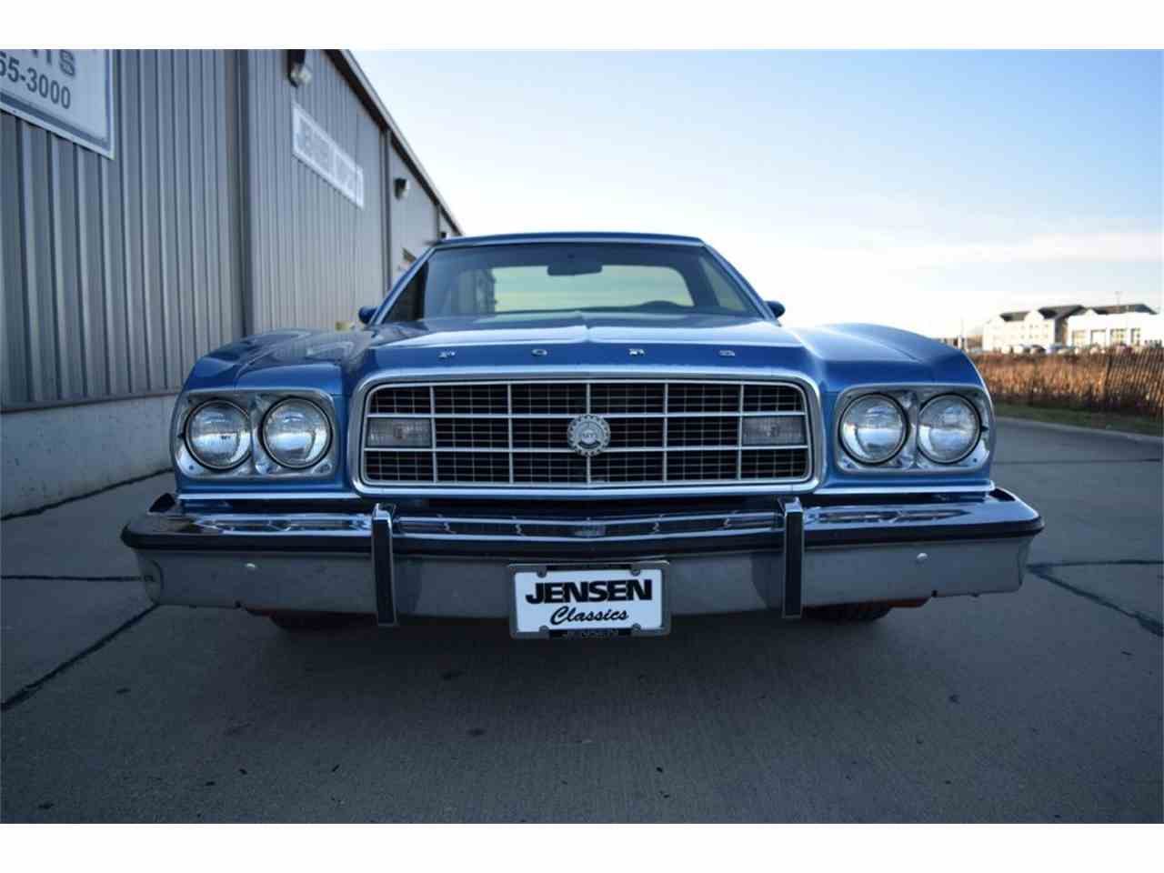 Large Picture of 1973 Ford Ranchero located in Sioux City Iowa - $17,650.00 - MDYE