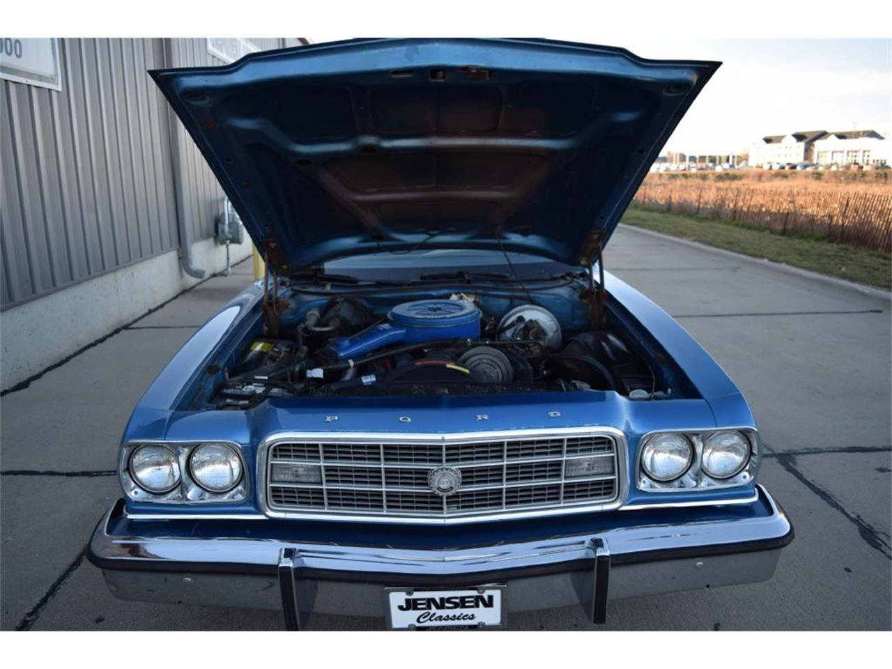 Large Picture of Classic '73 Ford Ranchero Offered by Jensen Dealerships - MDYE