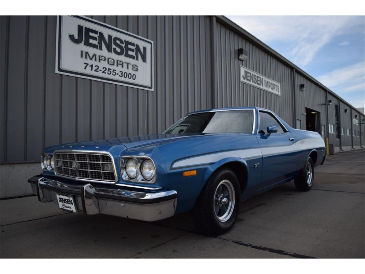 Large Picture of '73 Ford Ranchero - $17,650.00 Offered by Jensen Dealerships - MDYE