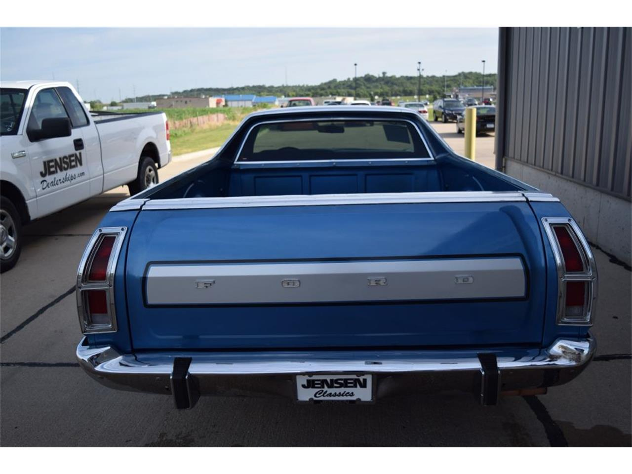Large Picture of Classic '73 Ford Ranchero located in Sioux City Iowa Offered by Jensen Dealerships - MDYE