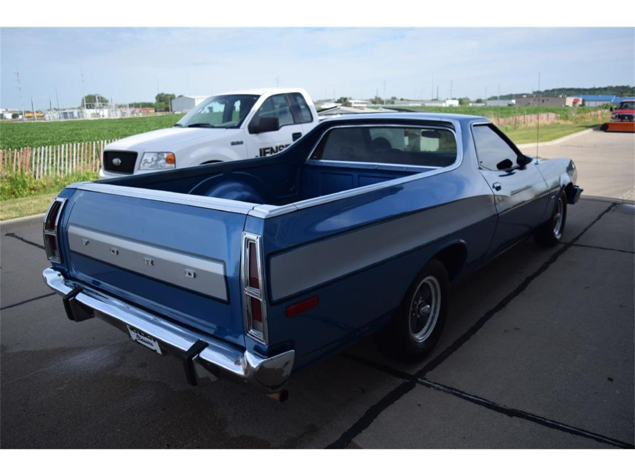 Large Picture of Classic 1973 Ford Ranchero located in Iowa - $17,650.00 - MDYE