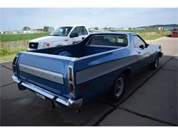 Picture of '73 Ranchero located in Sioux City Iowa - $17,650.00 Offered by Jensen Dealerships - MDYE