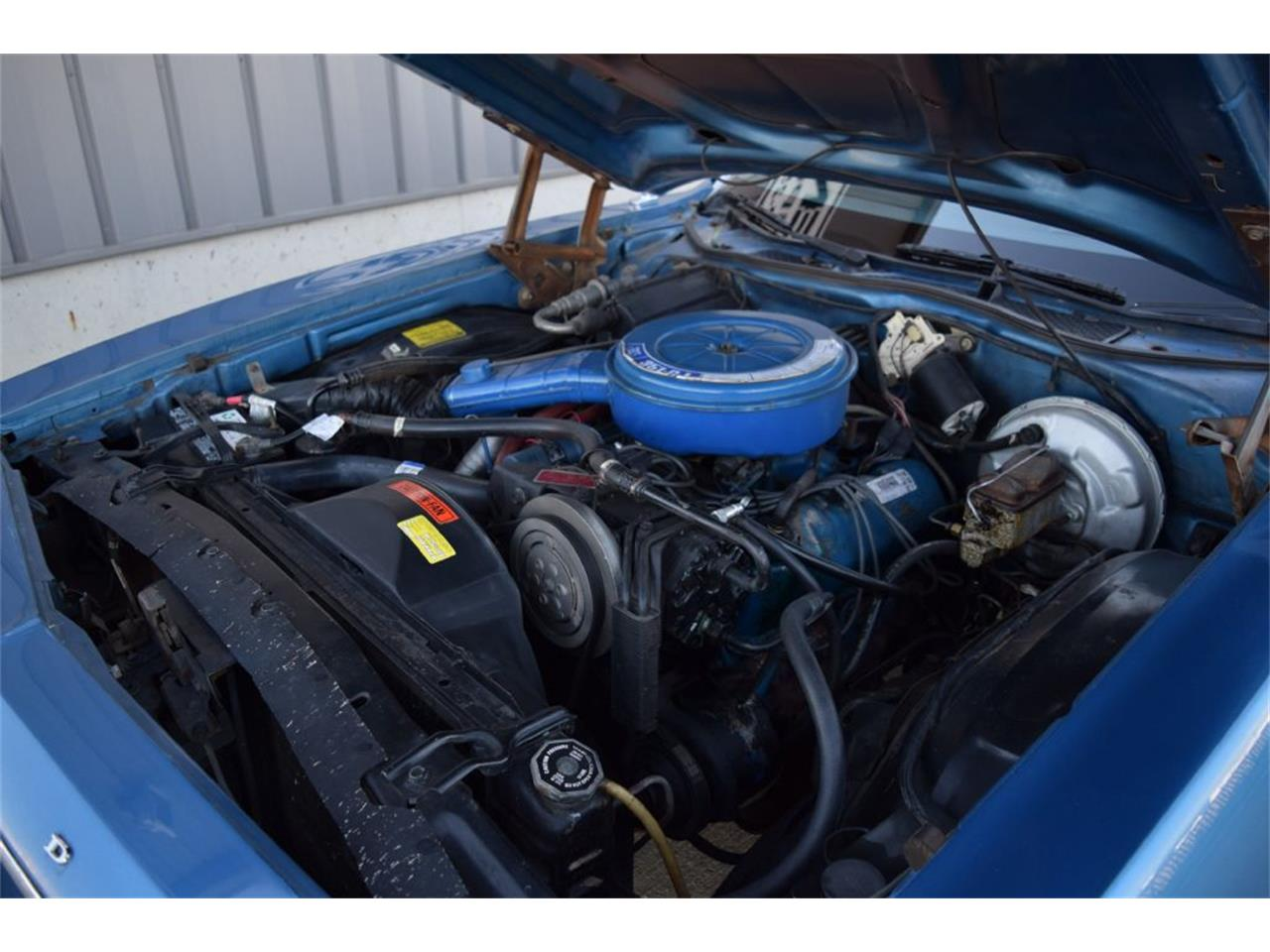 Large Picture of Classic '73 Ranchero Offered by Jensen Dealerships - MDYE