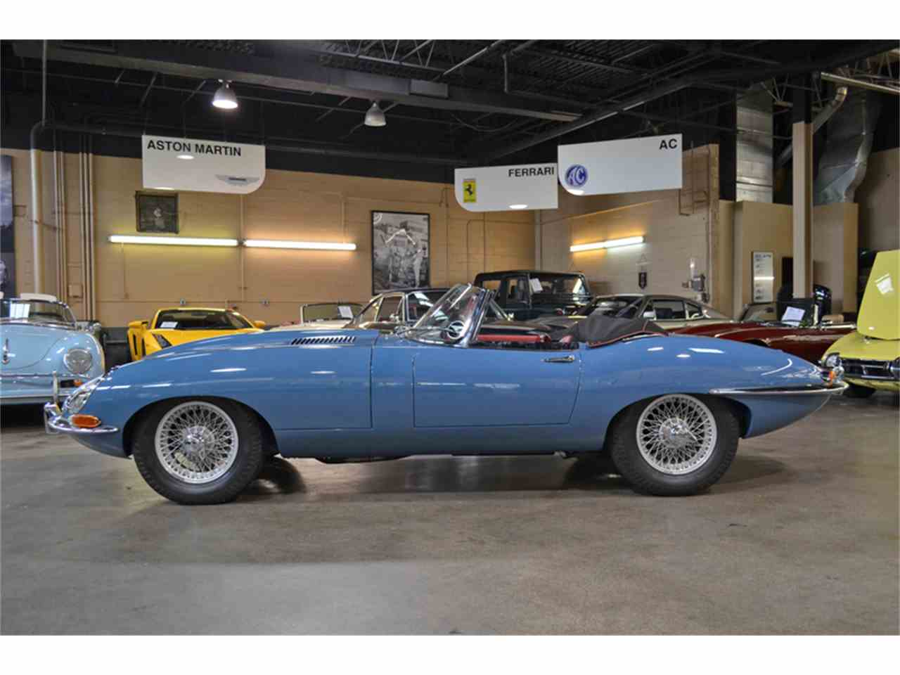 Large Picture of '61 E-Type - MDZ7