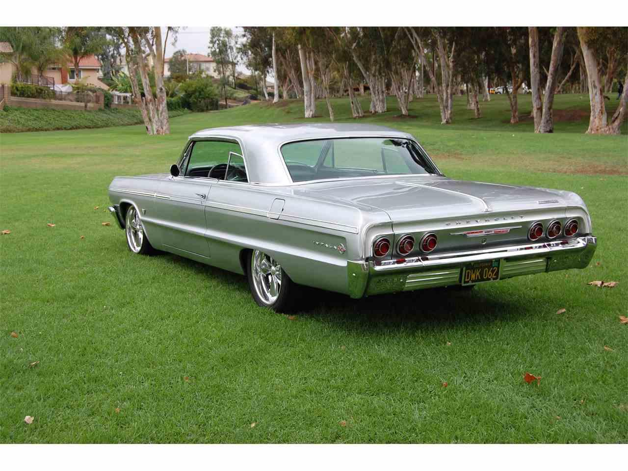 1964 chevrolet impala ss for sale cc 1044556. Black Bedroom Furniture Sets. Home Design Ideas