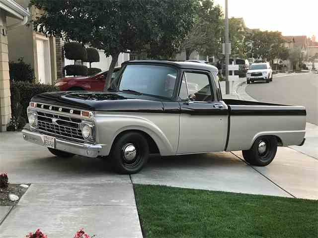 Picture of '66 F100 - MDZH