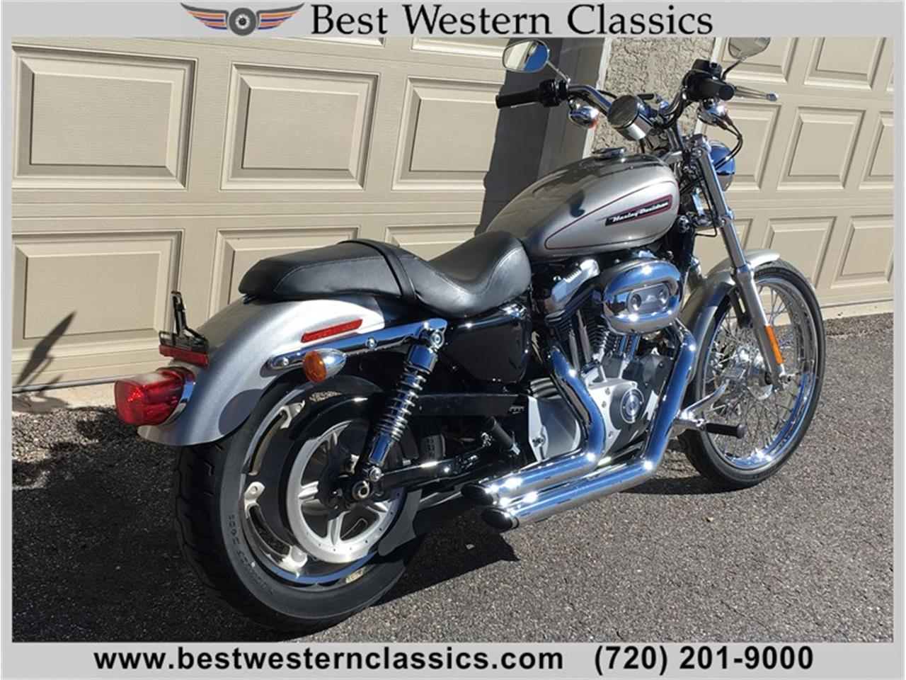 Large Picture of '09 Sportster - MDZQ