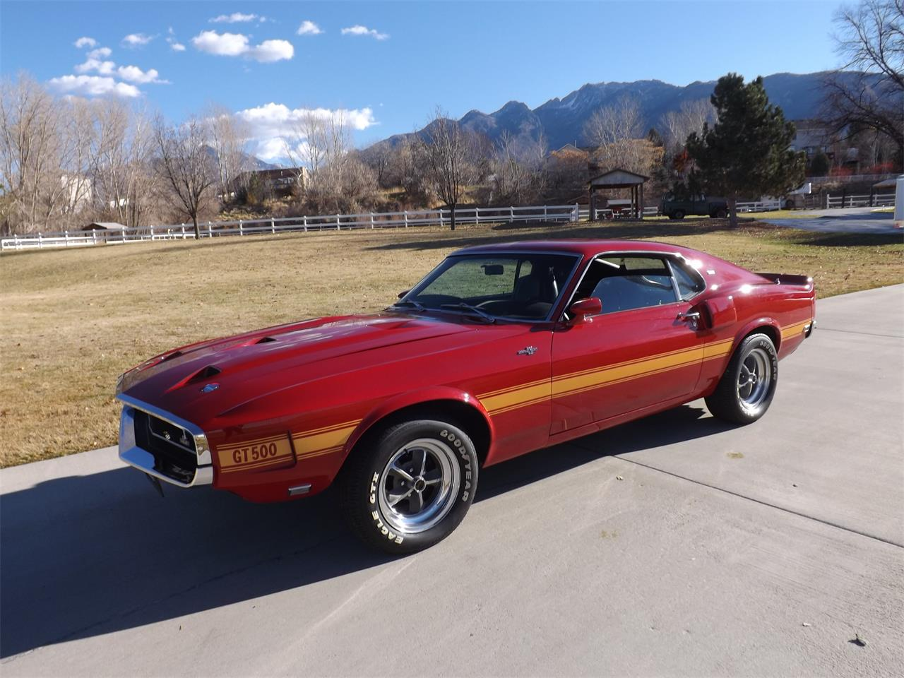 1969 Ford Mustang For Sale Cc 1044575 Gt500 Large Picture Of 69 Mdzz