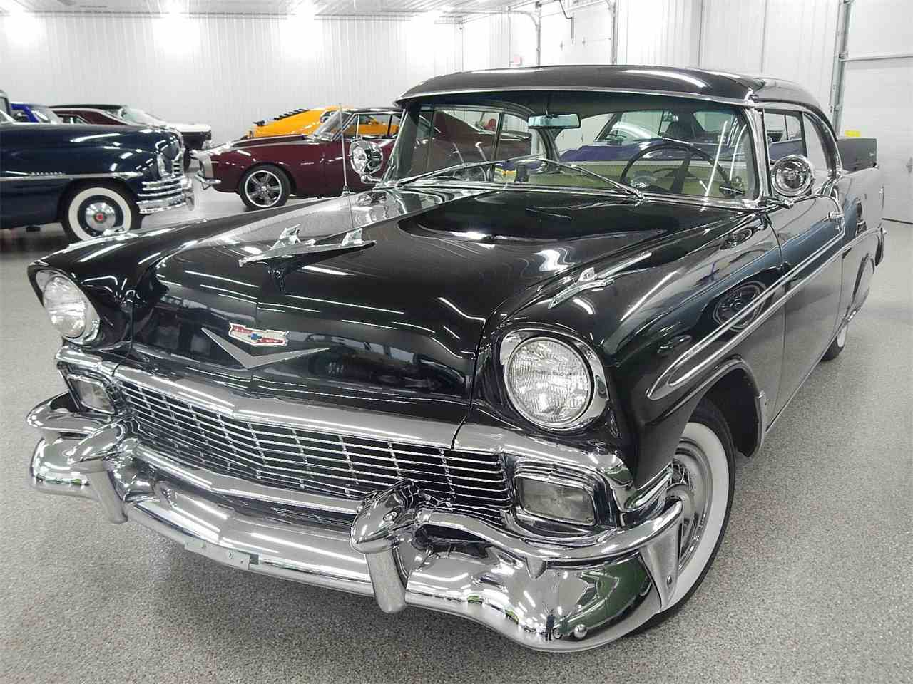 Large Picture of '56 Bel Air - ME09