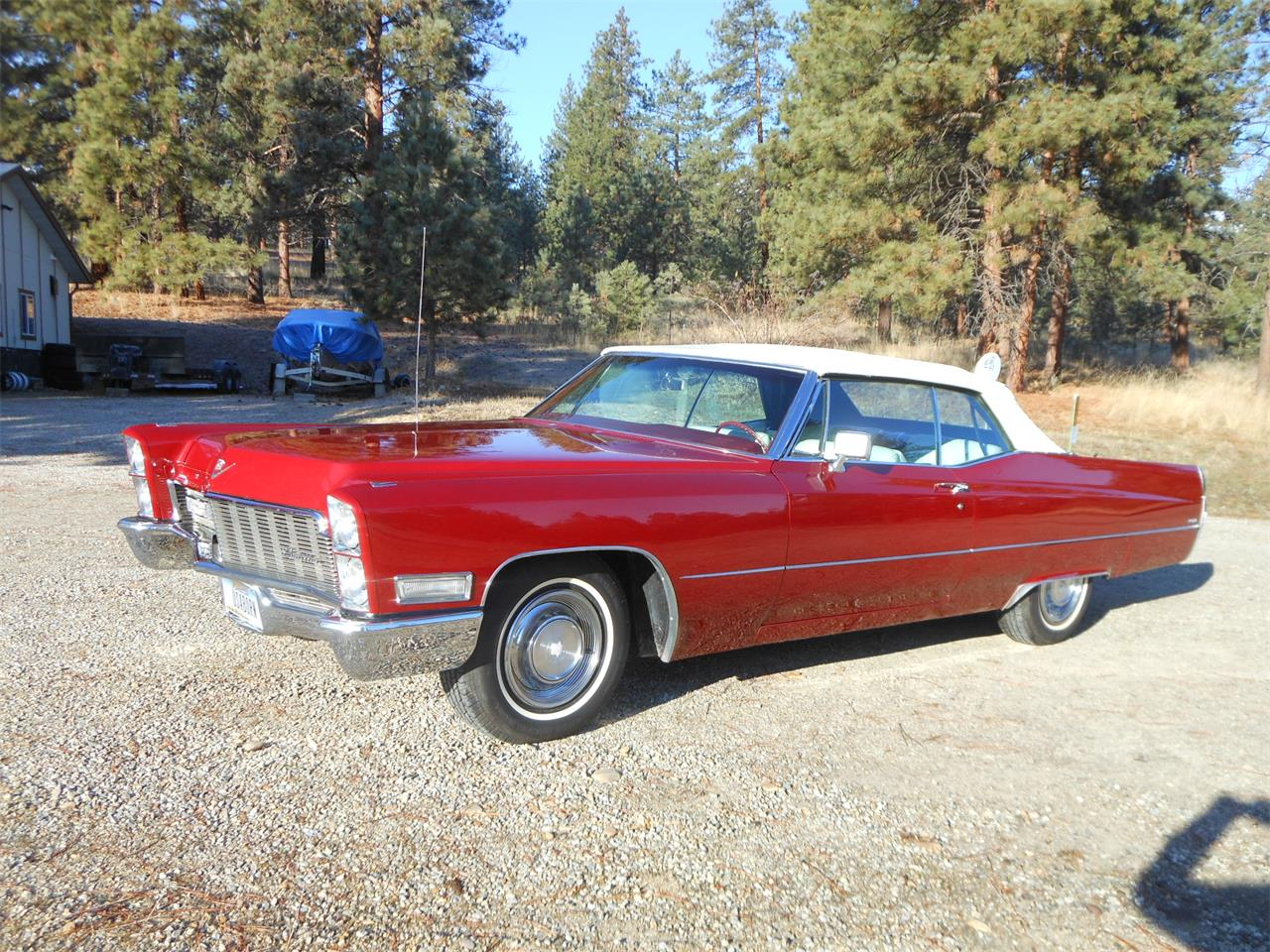 Large Picture of Classic 1968 Coupe DeVille located in Montana - $24,000.00 Offered by a Private Seller - ME0X