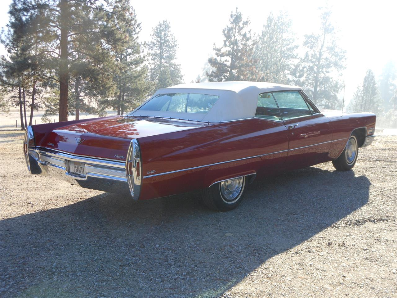 Large Picture of Classic '68 Coupe DeVille located in Hamilton Montana - ME0X