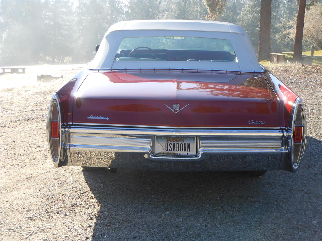 Large Picture of Classic 1968 Cadillac Coupe DeVille - $24,000.00 - ME0X