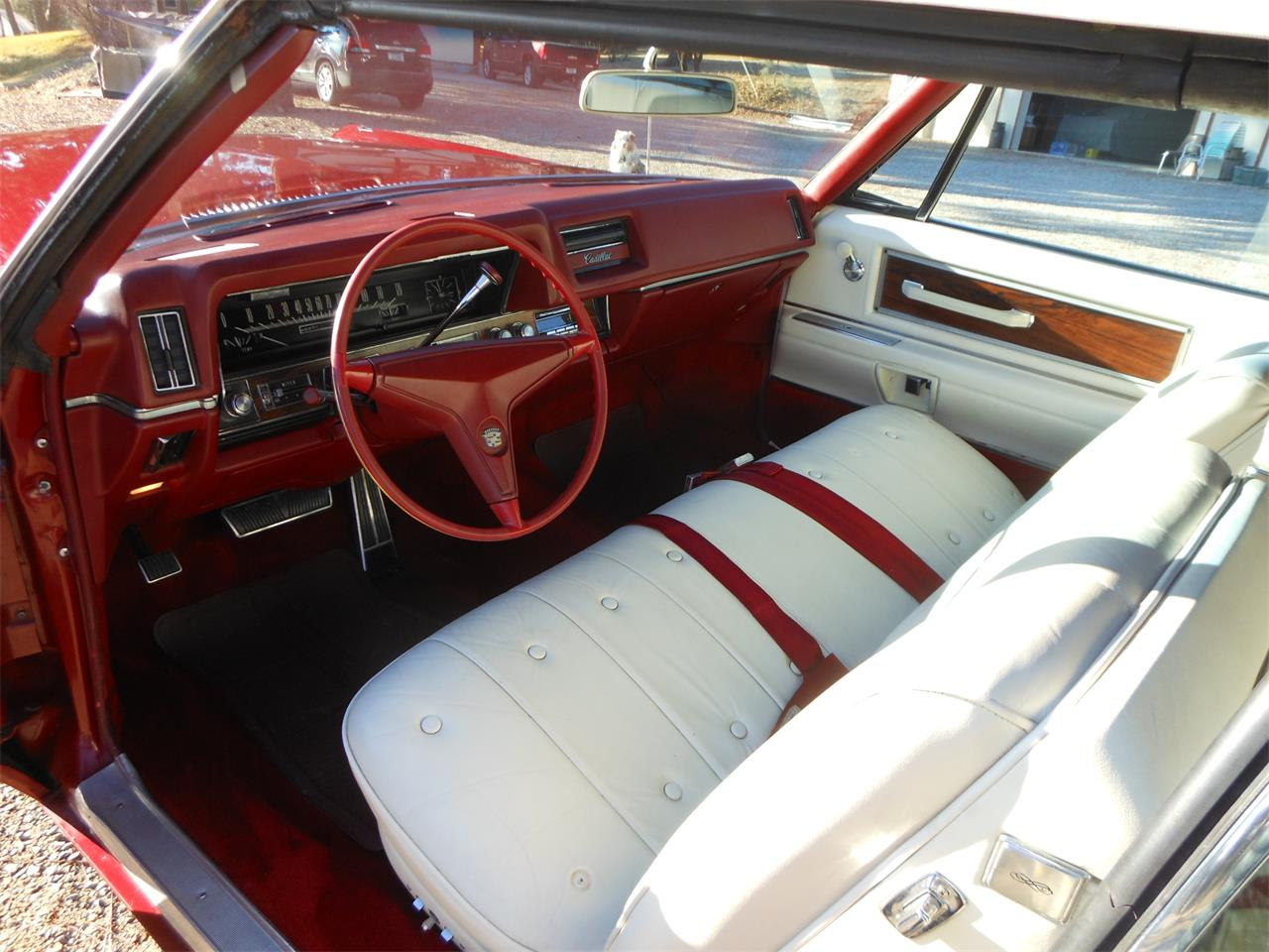 Large Picture of '68 Cadillac Coupe DeVille located in Hamilton Montana Offered by a Private Seller - ME0X