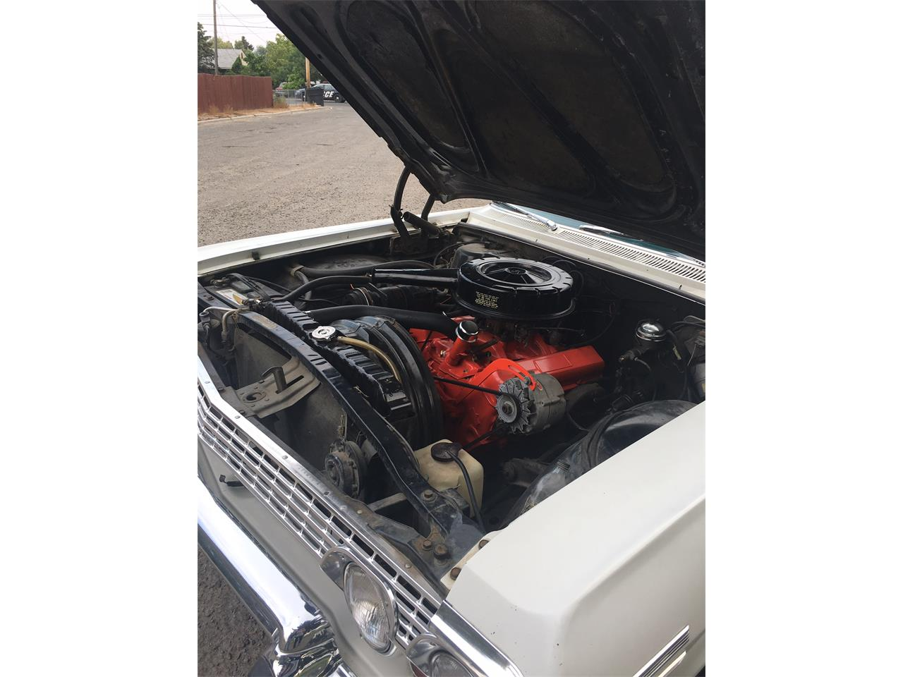 Large Picture of Classic 1963 Chevrolet Impala located in Alabama - $14,900.00 - ME1X
