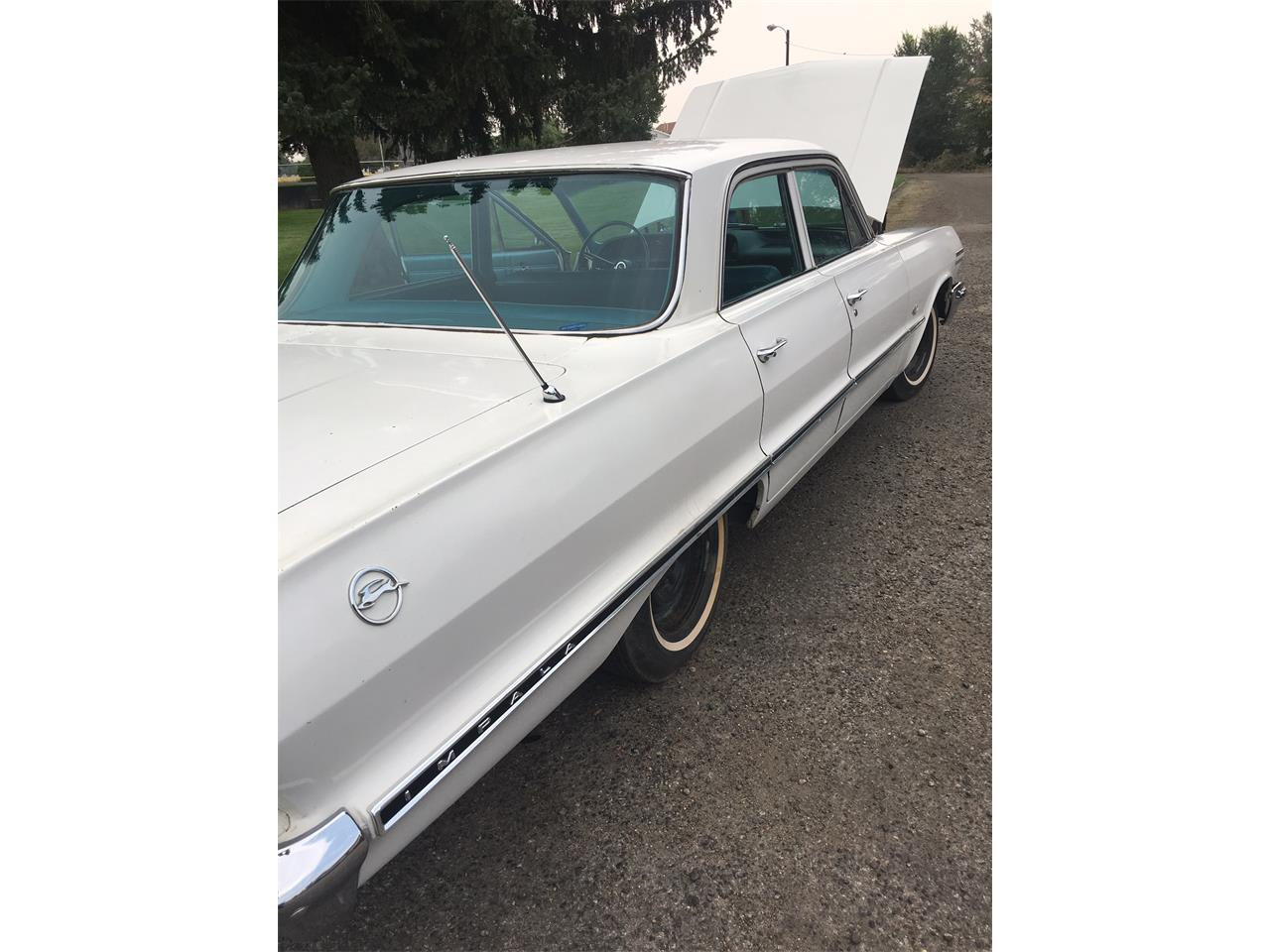 Large Picture of '63 Chevrolet Impala - $14,900.00 Offered by a Private Seller - ME1X