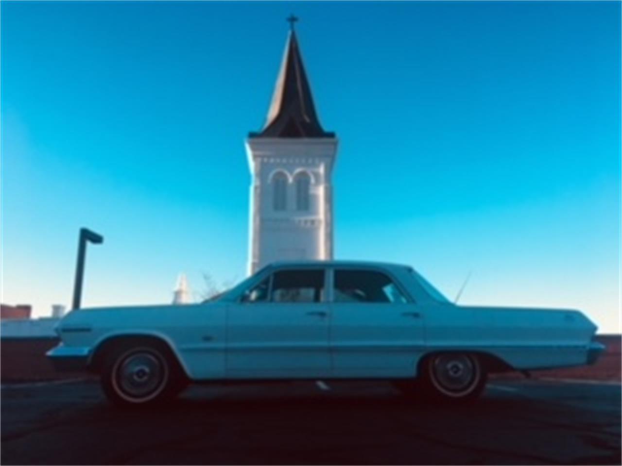 Large Picture of 1963 Impala located in Hampton Cove Alabama - $14,900.00 - ME1X