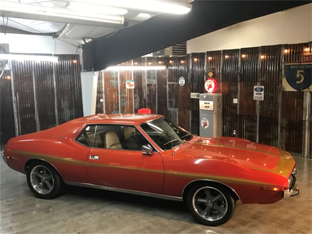 Large Picture of 1972 AMC Javelin located in SHERWOOD Oregon - $15,500.00 Offered by Cool Classic Rides LLC - ME29