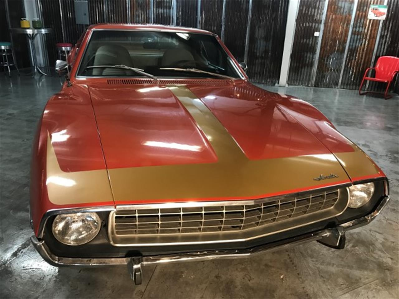 Large Picture of Classic 1972 AMC Javelin located in SHERWOOD Oregon - ME29