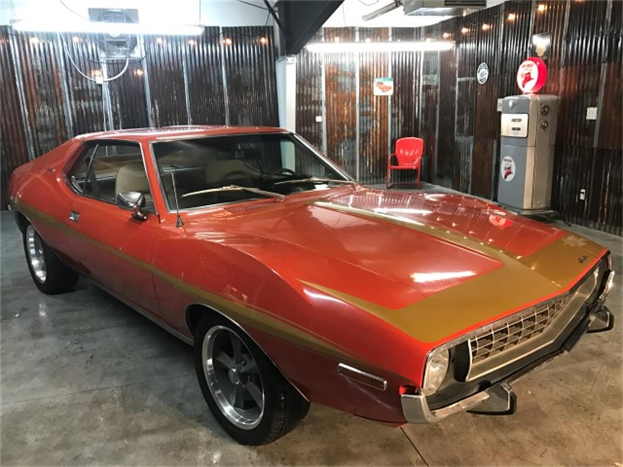Large Picture of Classic '72 AMC Javelin located in SHERWOOD Oregon Offered by Cool Classic Rides LLC - ME29
