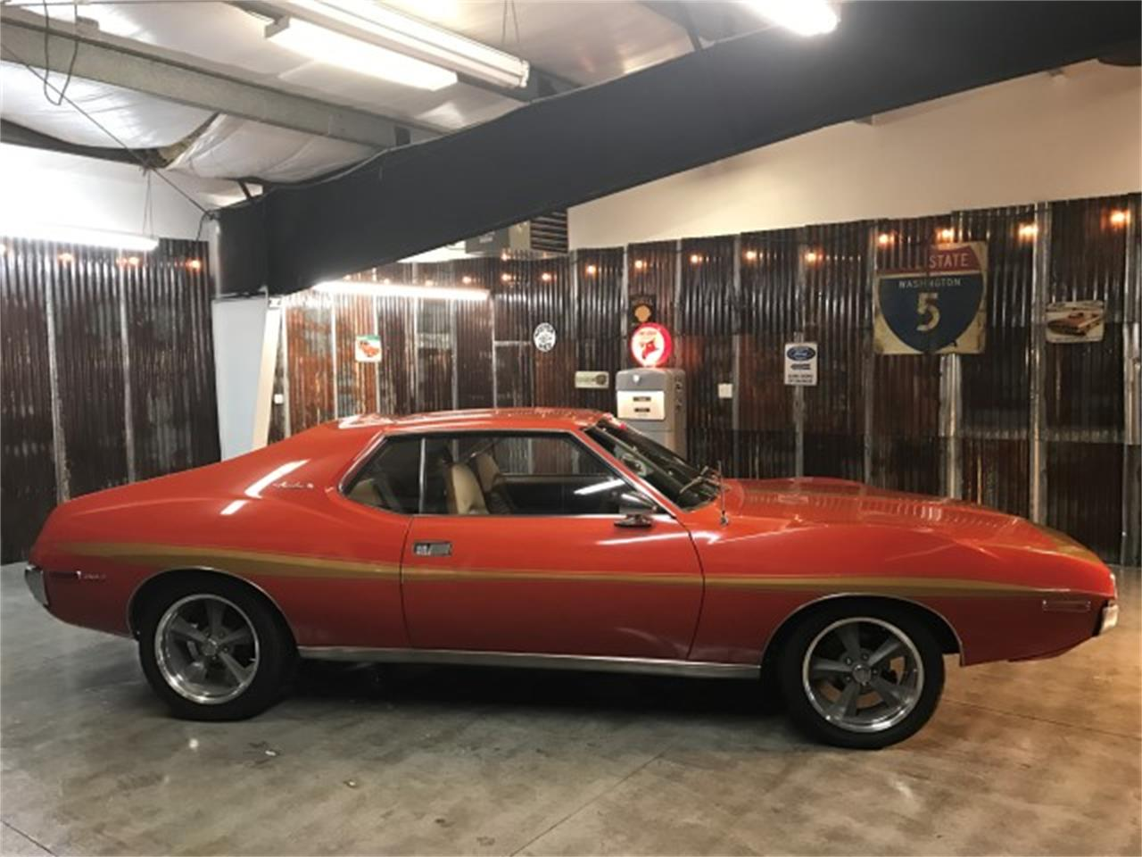 Large Picture of '72 Javelin located in Oregon - $15,500.00 Offered by Cool Classic Rides LLC - ME29