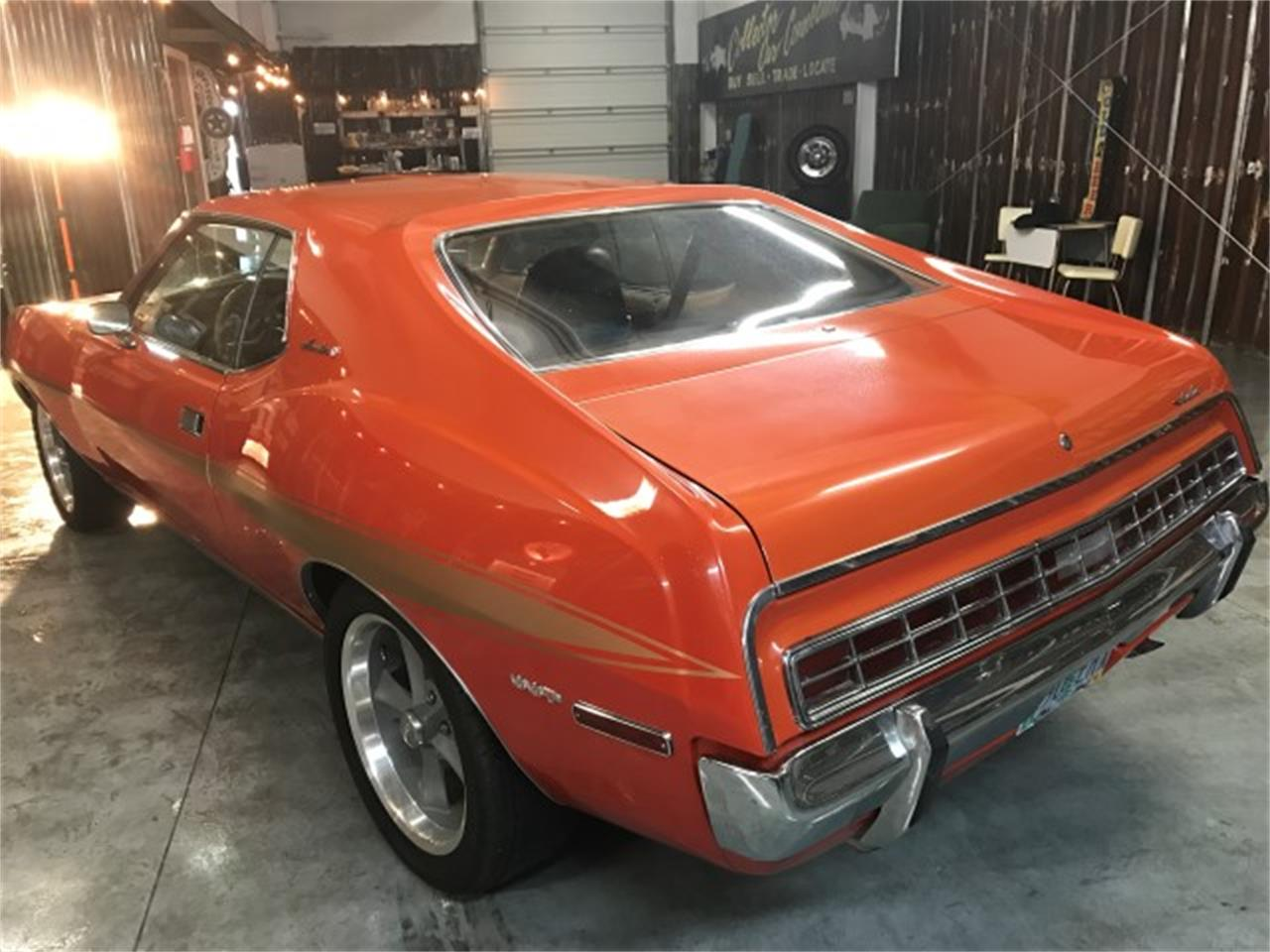 Large Picture of Classic '72 AMC Javelin - ME29