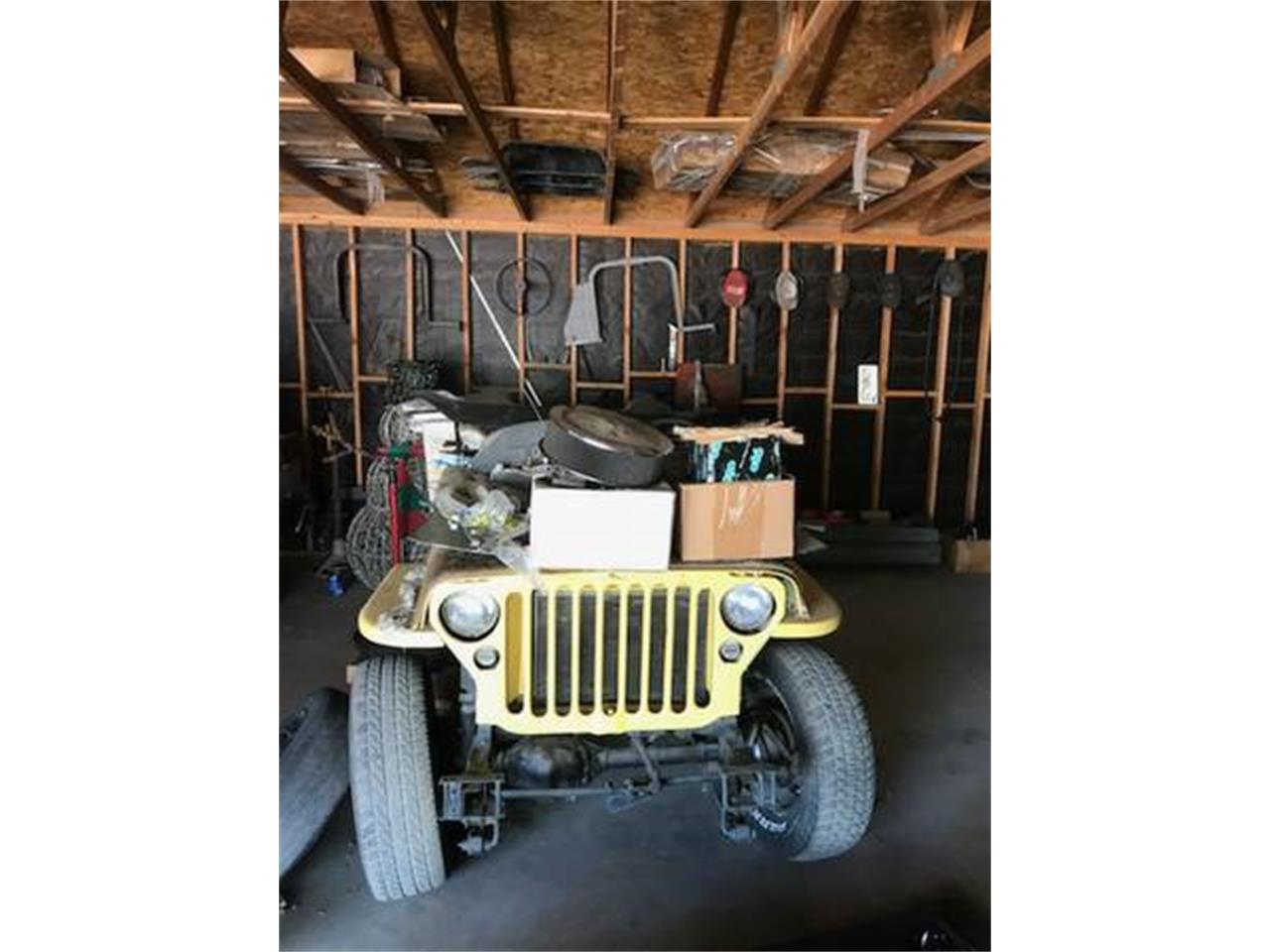 Large Picture of '42 CJ - ME38